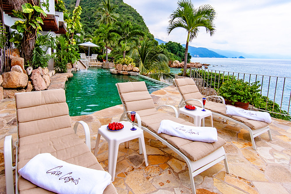 Casa Cosmos   Classic Puerto Vallarta Vacation Rental Villa